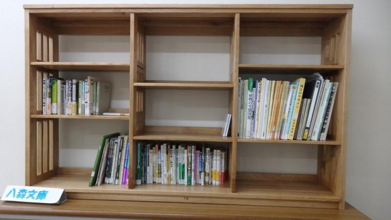 3月6日 事務所の本棚完成のお知らせ