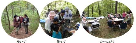 6月2日 家族で楽しむ「市民の森」