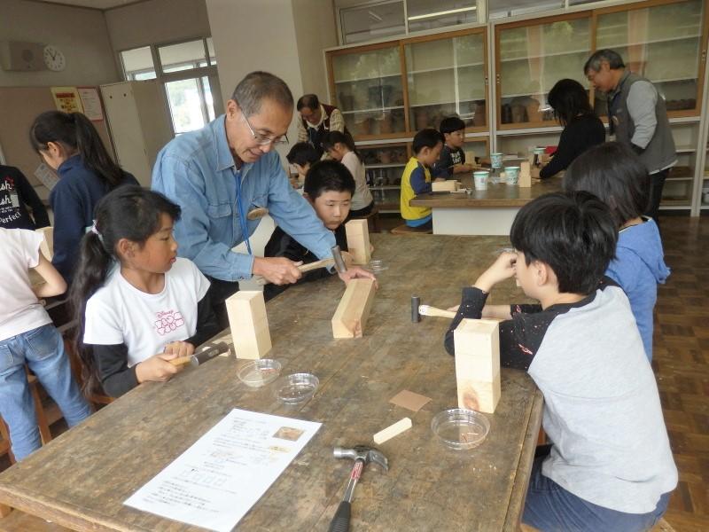 子ども向け木工作品のアイディア・スタッフ募集