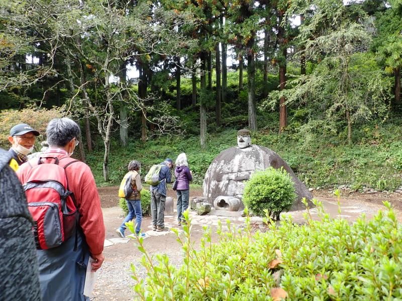 10月18日 森林文化見学会